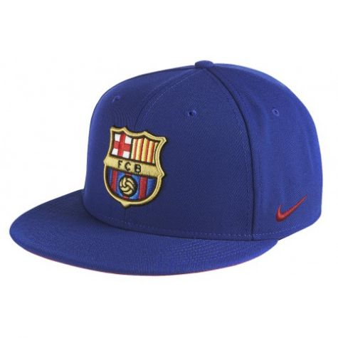 Nike FC Barcelona Core Adjustable Hat BASEBALL SAPKA
