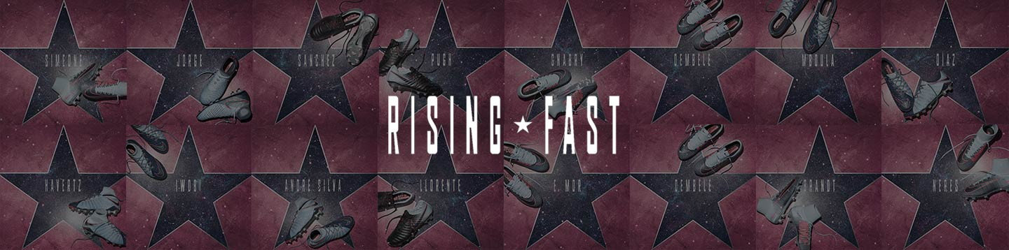 Nike Rising Fast footer