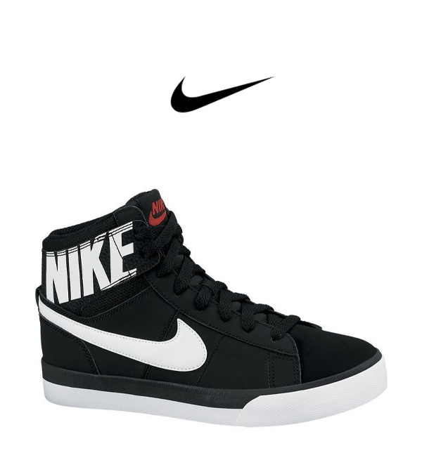 NIKE MATCH SUPREME HI (GS/PS)